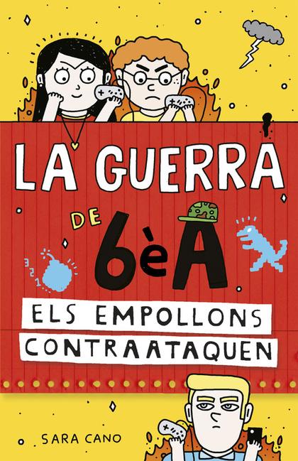 ELS EMPOLLONS CONTRAATAQUEN (LA GUERRA DE 6È A 2)