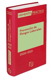 MEMENTO PRACTICO PREVENCION DE RIESGOS LABORALES 2020 2021