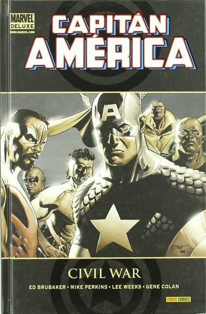 CAPITAN AMERICA 4: CIVIL WAR