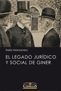 LEGADO JURÍDICO Y SOCIAL DE GINER
