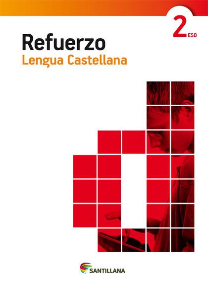 2ESO CUAD REFUERZO LENGUA CAST ED16.