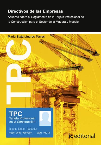 TPC MADERA Y MUEBLE - DIRECTIVOS DE LAS EMPRESAS.
