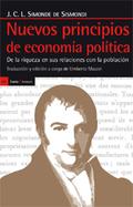 NUEVOS PRINCIPIOS DE ECONOMÍA POLÍTICA. DE LA RIQUEZA EN SUS RELACIONES CON LA POBLACIÓN