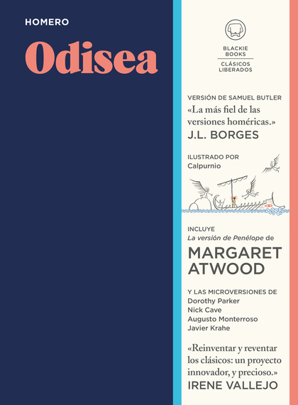 ODISEA (CLÁSICOS LIBERADOS).