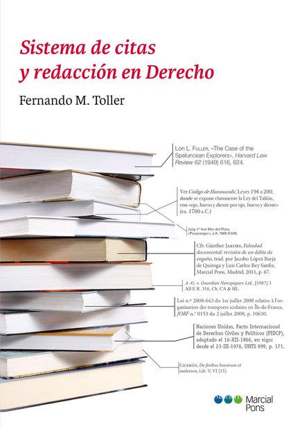 SISTEMA DE CITAS Y REDACCIÓN EN DERECHO