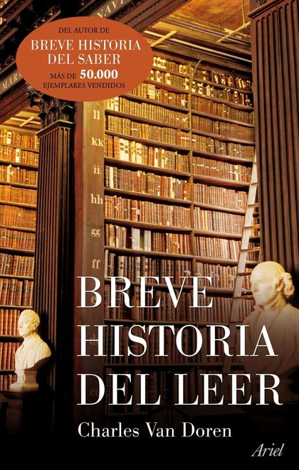 BREVE HISTORIA DEL LEER.