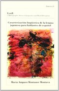 CARACTERIZACIÓN LINGÜÍSTICA DE LA LENGUA JAPONESA PARA HABLANTES DE ESPAÑOL. ANNEXA 21