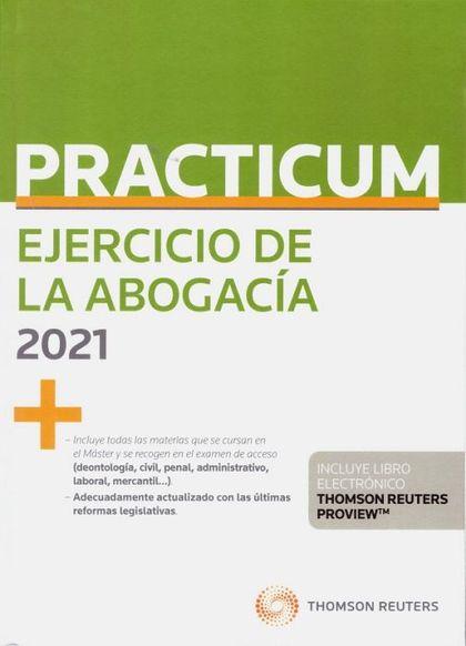 PRACTICUM EJERCICIO DE LA ABOGACÍA 2021.