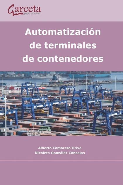 AUTOMATIZACION DE TERMINALES DE CONTENEDORES.