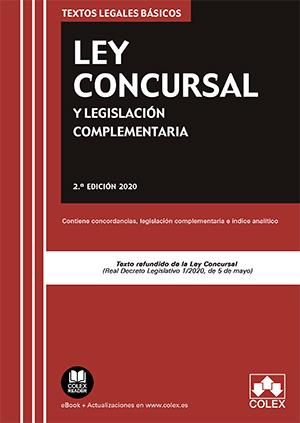CÓDIGO DE LEGISLACIÓN CONCURSAL                                                 CONTIENE CONCOR