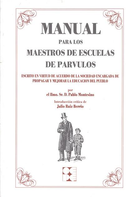MANUAL MAESTROS ESCUELAS DE PARVULOS