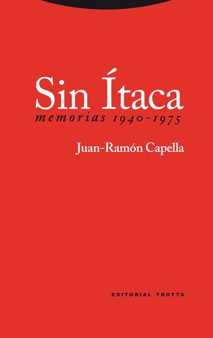 SIN ÍTACA, 1940-1975 : MEMORIAS