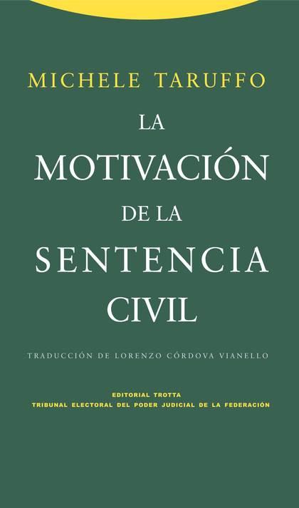 LA MOTIVACIÓN DE LA SENTENCIA CIVIL
