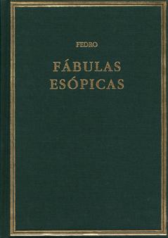 FÁBULAS ESÓPICAS