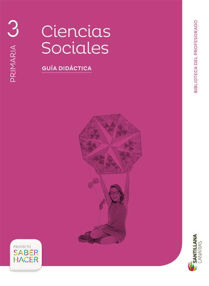 GUÍA CIENCIAS SOCIALES 3 PRIMARIA CANARIAS (9UNIDADES)