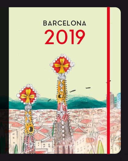 AGENDA BARCELONA 2019.