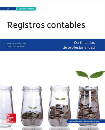 REGISTROS CONTABLES. CERTIFICADO DE PROFESIONALIDAD.