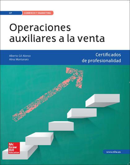 CERT - OPERACIONES AUXILIARES A LA VENTA. CERTIFICADO..
