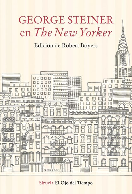 GEORGE STEINER EN THE NEW YORKER.