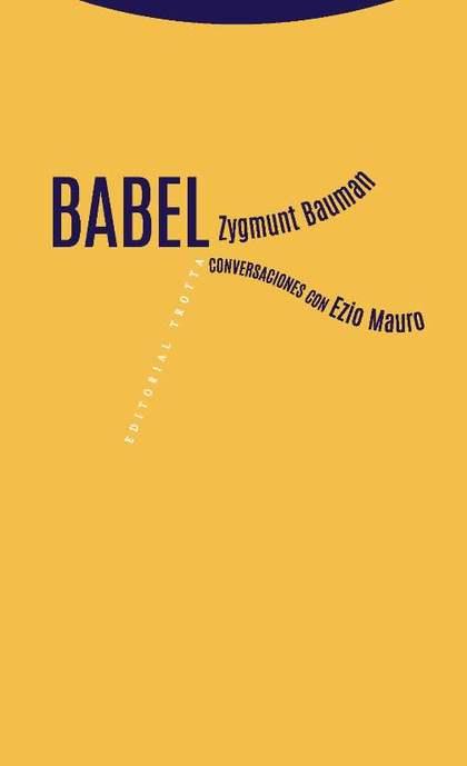BABEL. CONVERSACIÓN CON EZIO MAURO