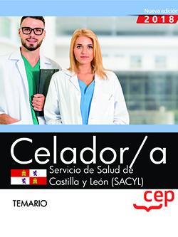 CELADOR. SERVICIO DE SALUD DE CASTILLA Y LEÓN (SACYL). TEMARIO.
