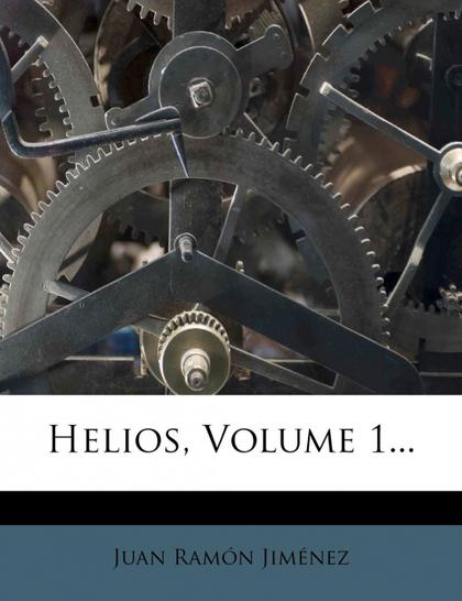 HELIOS, VOLUME 1...