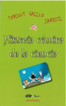 HISTORIA CÓMICA DE LA CIENCIA.