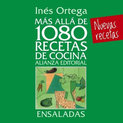 MÁS ALLÁ DE 1080 RECETAS DE COCINA : ENSALADAS