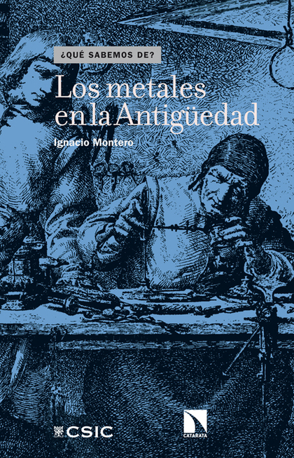 LOS METALES EN LA ANTIGÜEDAD.