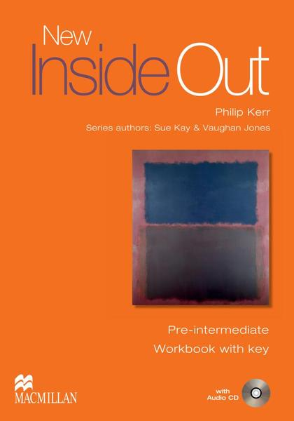 NEW INSIDE OUT PRE-INTERMEDIATE  WB WITH KEY